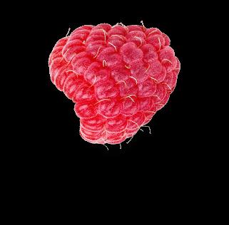 raspberry top